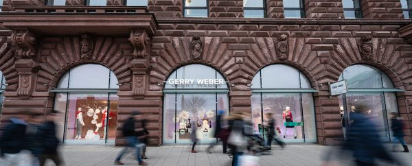 GERRY WEBER Store in Hamburg © offenblen.de