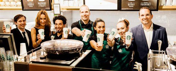 Eventfotografie München - Starbucks © offenblende.de