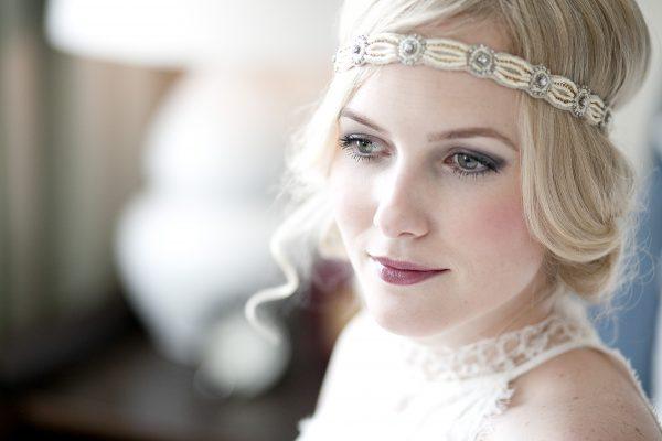 Braut Make up für ihren großen Tag