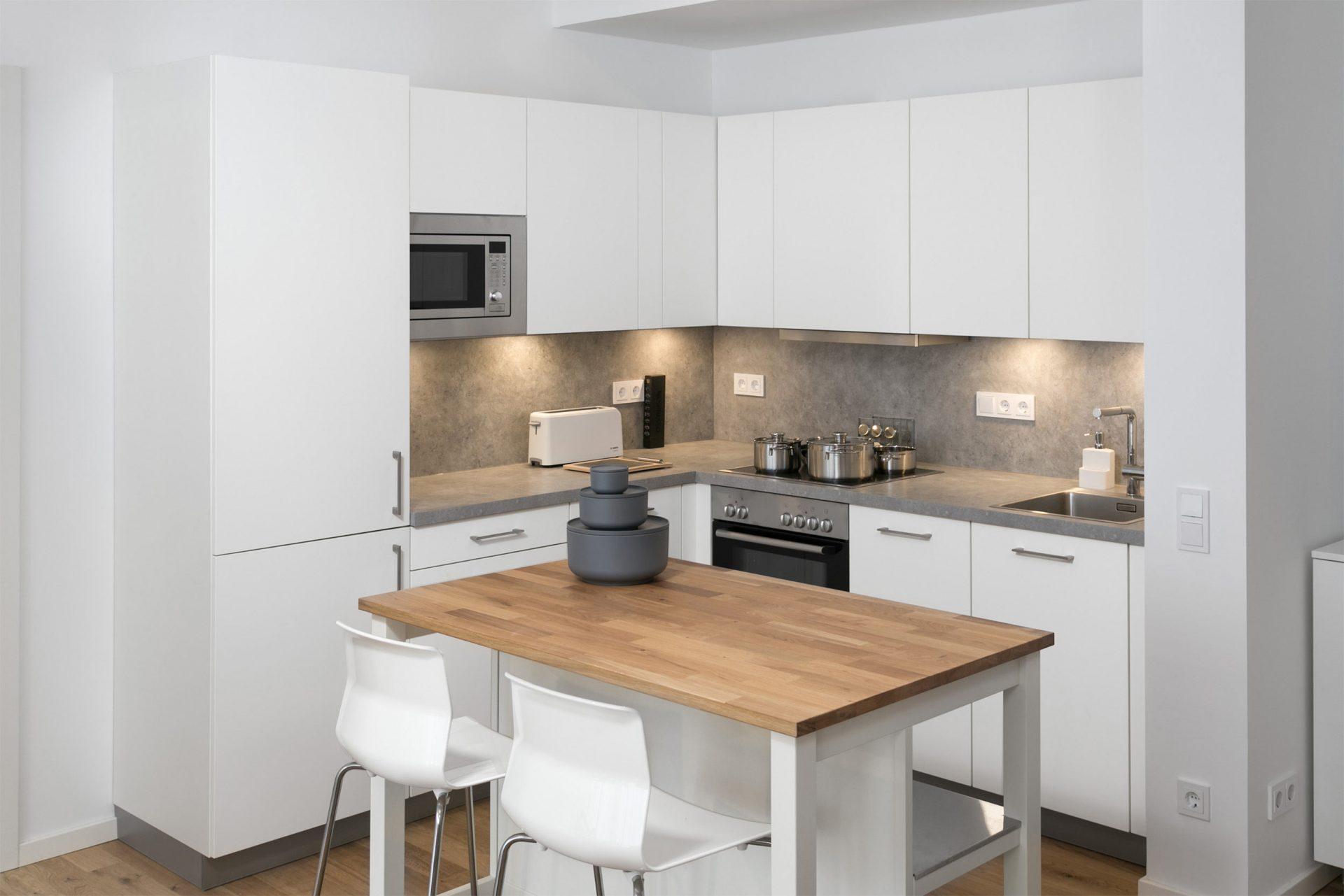 Immobilienfotografie Küche ©offenblende.de