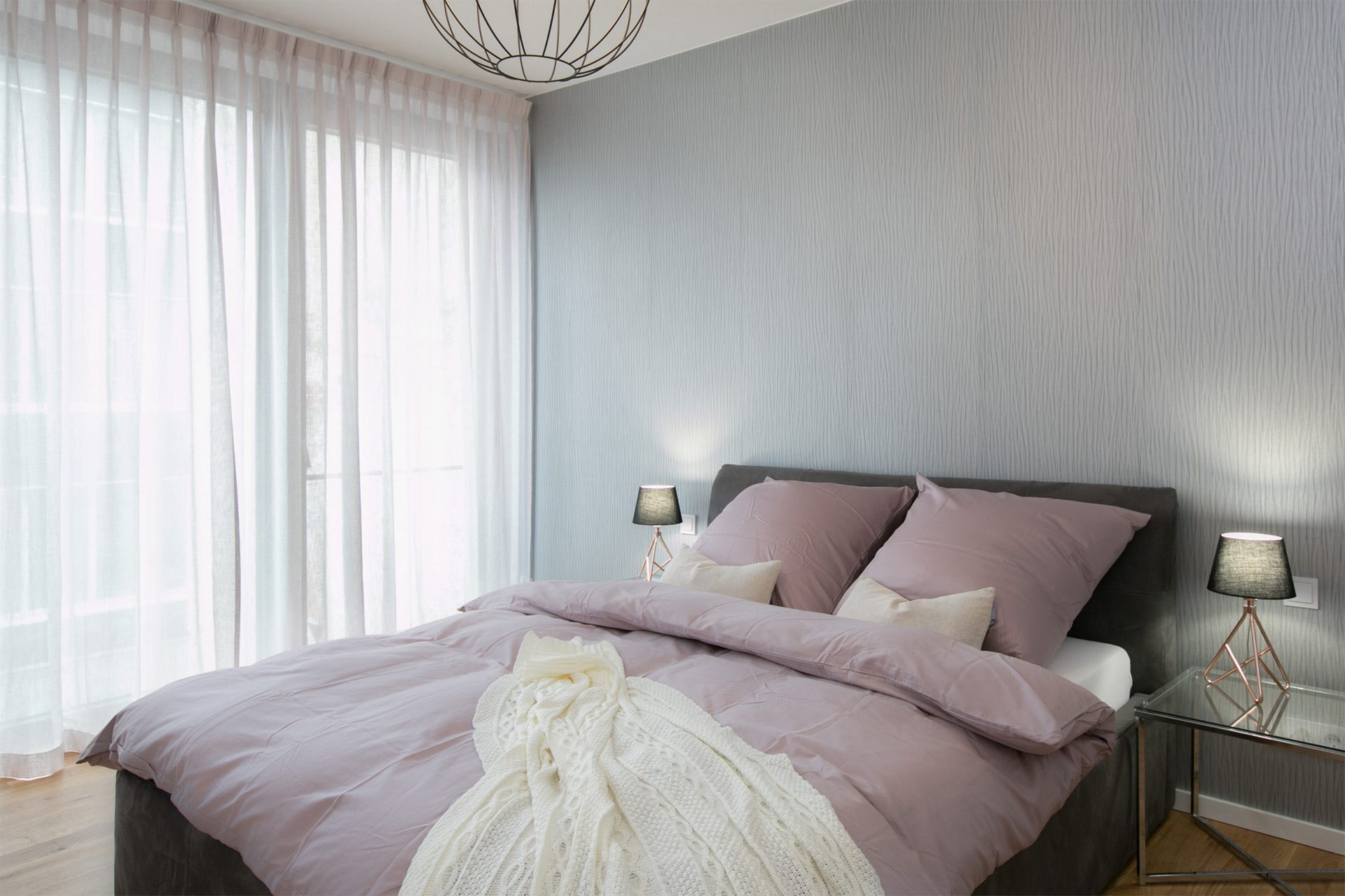 Immobilienfotografie Schlafzimmer ©offenblende.de