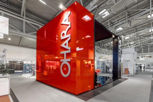 Messefotografie für OHARA | LASER-World of PHOTONICS Messe München © offenblende.de